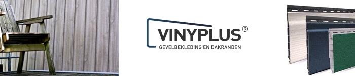 Vinyplus gevelbekleding